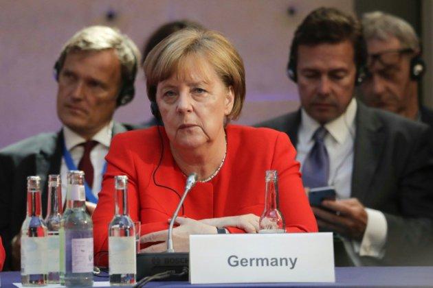 Criminalité en Allemagne: Merkel réfute les affirmations de Trump