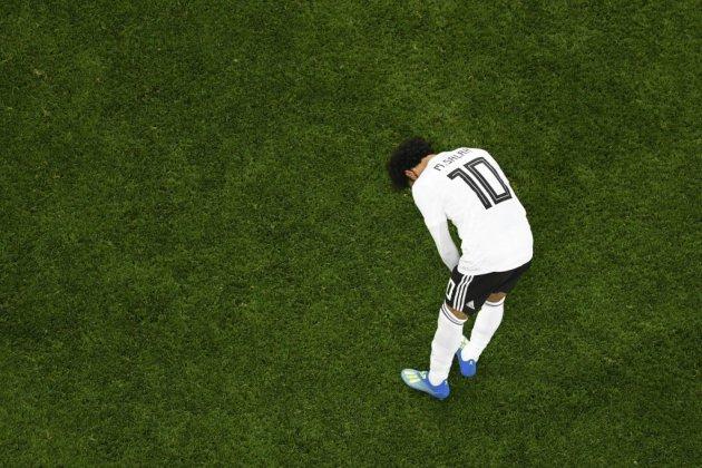 Mondial-2018: la Russie écrase Salah et entrevoit les 8es