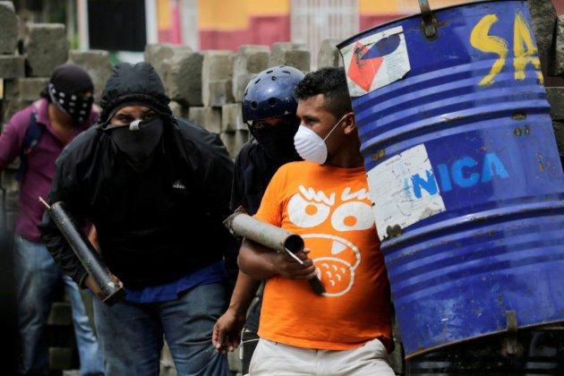 Nicaragua: Masaya la rebelle résiste à l'assaut des forces de l'ordre