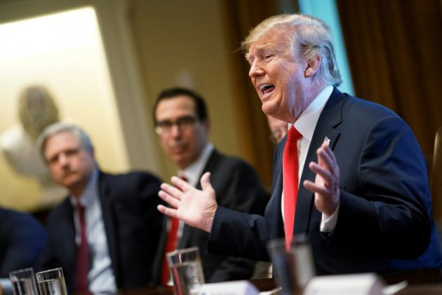 Immigration: sous pression, Trump va agir pour mettre fin aux séparations d'enfants