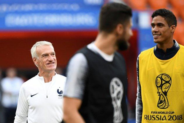 Mondial-2018: les Bleus ont des choses à se prouver