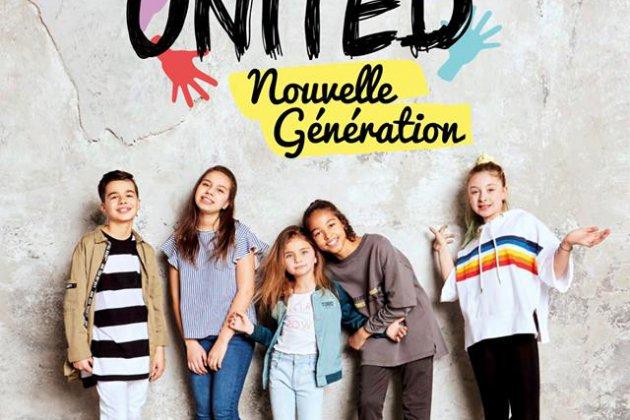 Les Kids United nouvelle générationincluent la Normandie dans leur tournée
