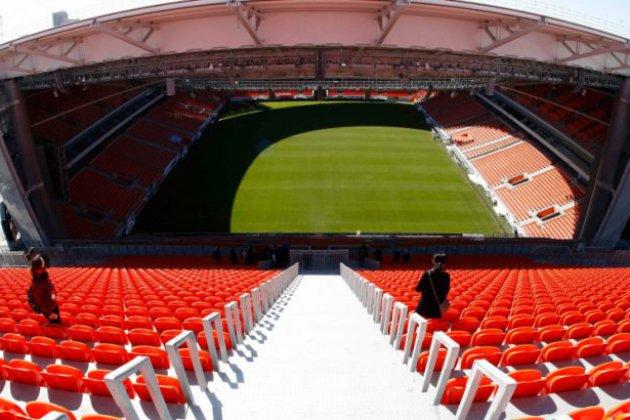 Coupe du Monde 2018: Découvrez le stade d'Ekaterinbourg et ses tribunes spectaculaires.