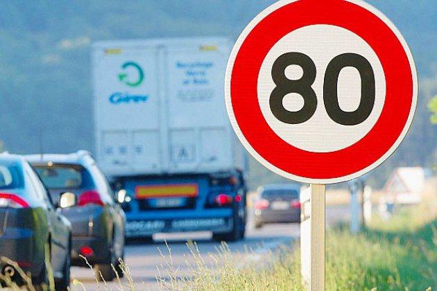 Passage de 90 à 80 km/h : 320 panneaux à changer en Seine-Maritime et dans l'Eure