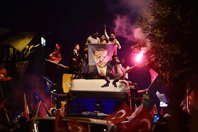 Turquie: Erdogan vers des pouvoirs renforcés après son triomphe électoral