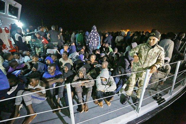 Migrants: deux semaines de tension grandissante en Europe