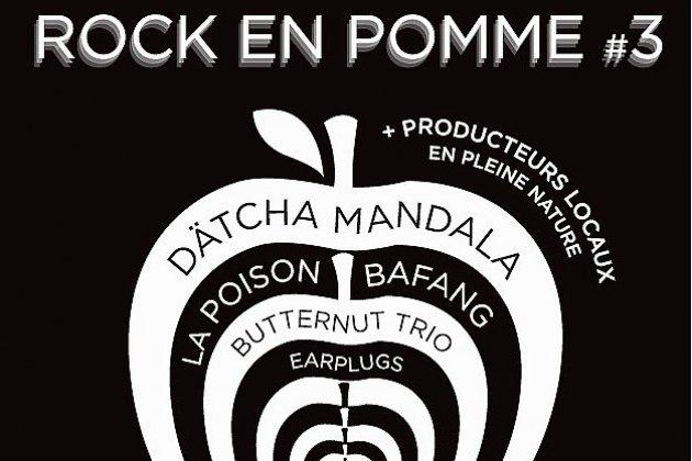 3ème festival Rock en Pomme samedi