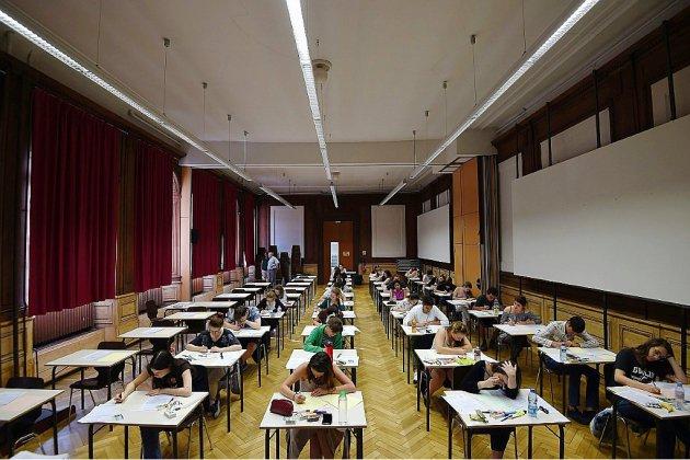 Découvrez les résultats des examens 2018