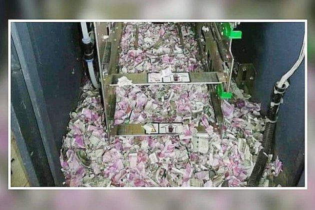 Inde : Des rats grignotent les billets d'un distributeur
