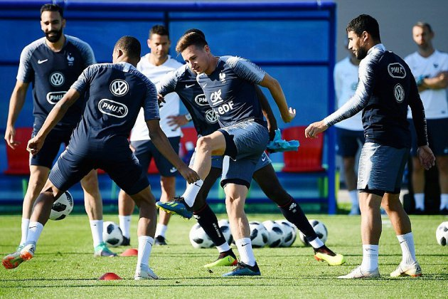 France-Argentine: les Bleus ont rendez-vous avec leur destin