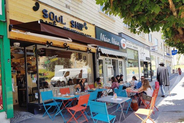 Bonne table à Caen: Take it slow au Soul ship