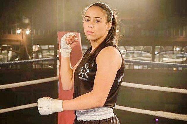 La boxeuse Amina Zidani ambassadrice sportive de l'agglo du Havre