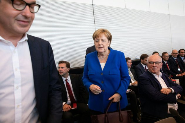 Migrants: ultime effort pour sauver le gouvernement Merkel