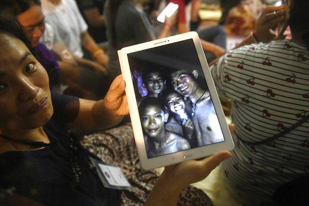 En Thaïlande, après la découverte des enfants de la grotte, délicate évacuation à venir