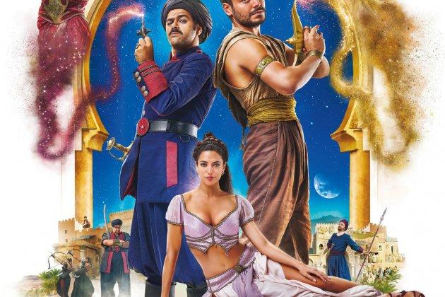 """""""Alad'2"""" : Kev Adams de retour dans la suite d'Aladin avec Jamel Debbouze"""