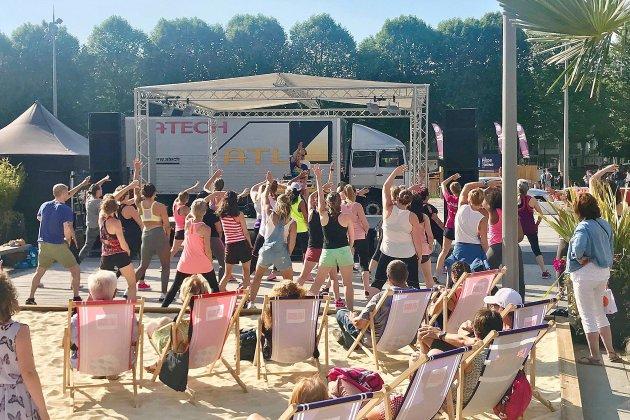Caen plage: demandez le programme de l'été!