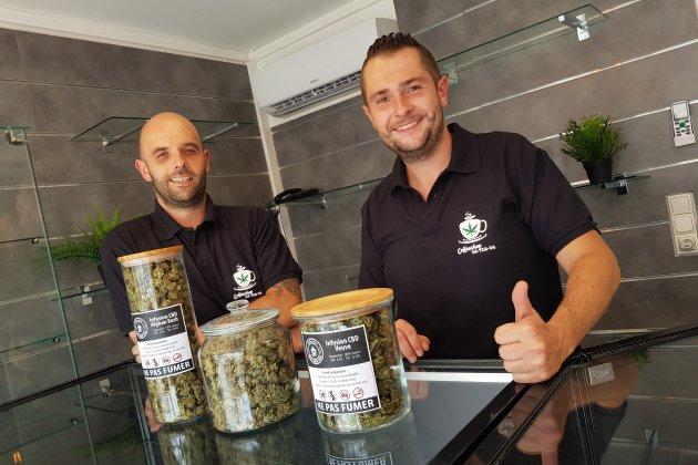 Cannabis: une boutique de CBD ouvre à Caen