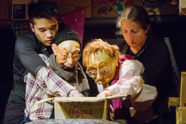 Les marionnettes font à nouveau leur festival à Dives-sur-Mer