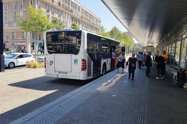 Le Havre: augmentation des prix des transports en commun