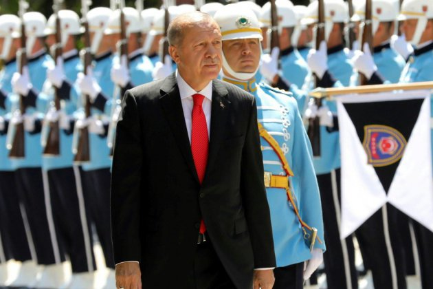 La Turquie limoge 18.000 fonctionnaires avant l'investiture d'Erdogan