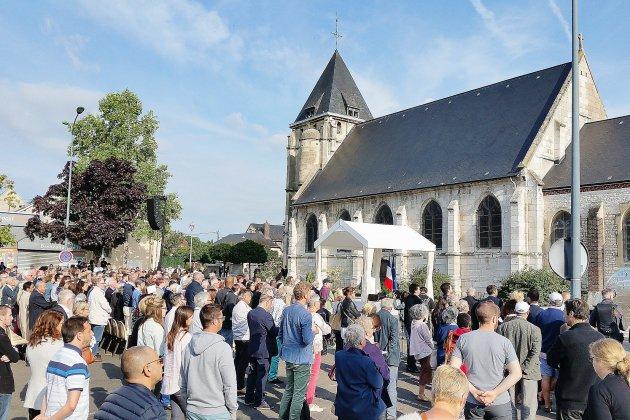 Du nouveau dans l'enquête sur l'attentat de Saint-Etienne-du-Rouvray