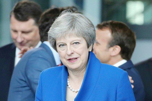 Theresa May livre les détails de la relation post-Brexit voulue avec l'UE