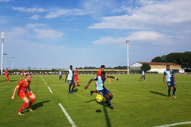 Football (amical): Le Havre et Quevilly-Rouen dos à dos