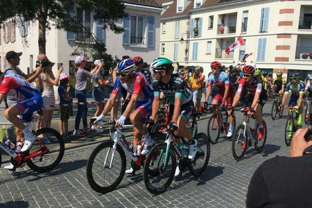 Tour de France: la Normandie porte bonheur à un Néerlandais!