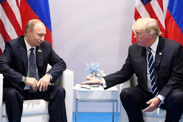 Trump/Poutine, tête-à-tête sur la Baltique