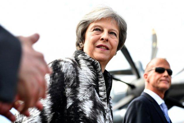 Début en fanfare du salon aéronautique de Farnborough, inquiet du Brexit