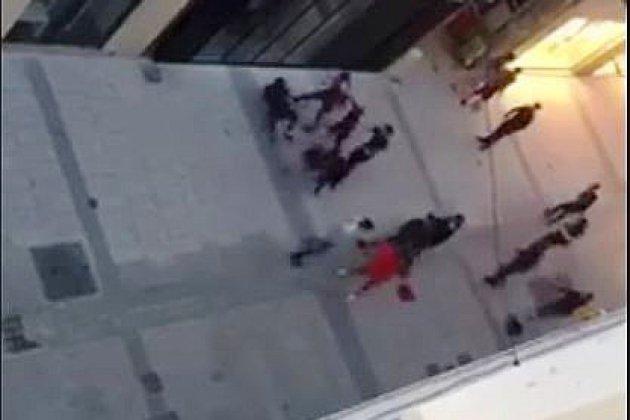 Caen: la vidéo d'une agression fait le tour du web