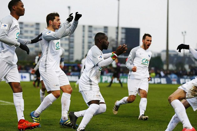 Le premier tour de la coupe de France de football est connu