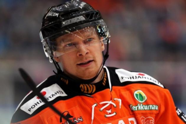 Hockey: un champion finlandais signe chez les Dragons de Rouen