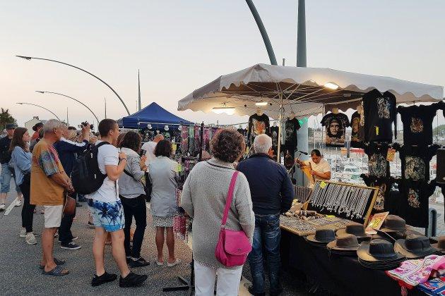 [Carte] Les marchés nocturnes cet été en Normandie