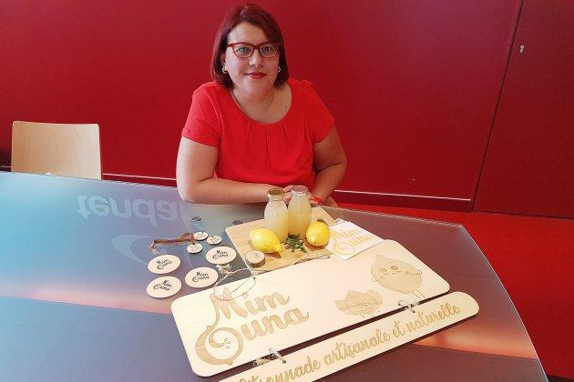 """Près de Rouen, Nabila Namoune veut lancer sa citronnade """"Made in Normandie"""""""