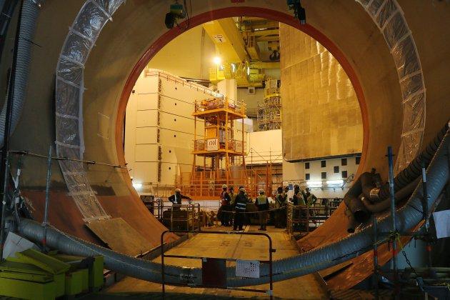 EPR de Flamanville: deux ONG anti-nucléaire portent plainte