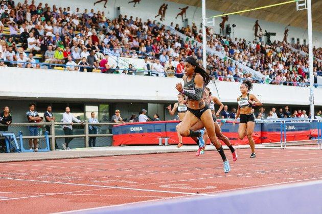 Meeting de Sotteville: les athlètes et le public ont répondu présent