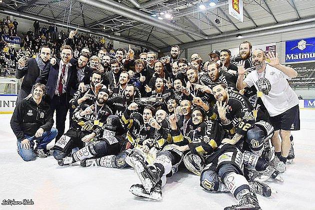 Hockey (transfert): un nouveau Canadien signe chez les Dragons de Rouen