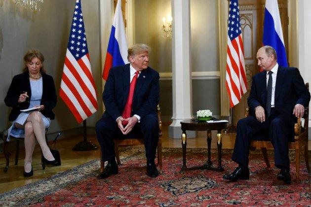 Après Helsinki, les républicains réfléchissent aux moyens de contenir Trump