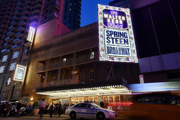 Le spectacle seul-en-scène de Bruce Springsteen bientôt sur Netflix