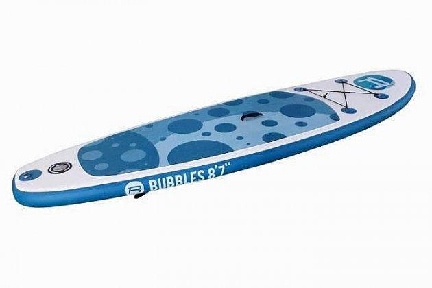 Du 20 au 27 juillet, votre paddle gonflable sur Tendance Ouest !