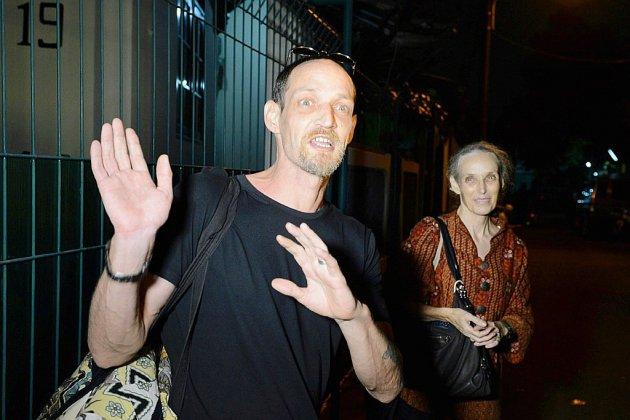 Michaël Blanc attendu à Paris après 19 ans en Indonésie pour trafic de drogue