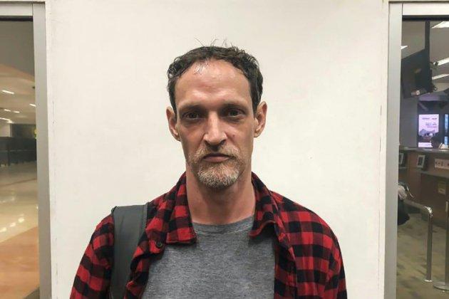 Michaël Blanc arrivé à Genève après 19 ans en Indonésie pour trafic de drogue
