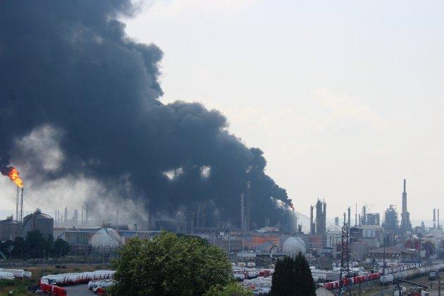 Notre-Dame-de-Gravenchon: ce qu'il faut savoir sur les fumées à ExxonMobil