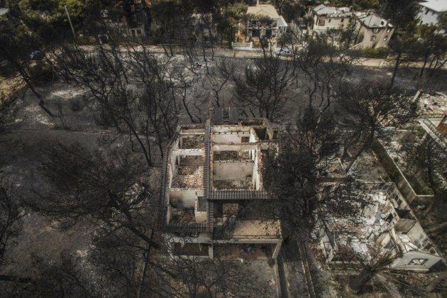 L'Europe entre incendies et canicule