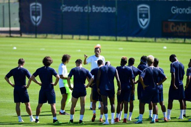 Europa League: Bordeaux dans le doute avant son entrée en lice