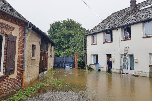 Normandie: 35 communes reconnues en état de catastrophe naturelle