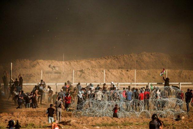 Décès d'un adolescent palestinien blessé par des tirs israéliens