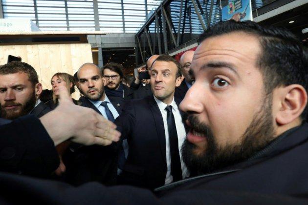 Benalla: nouvelle enquête ouverte pour d'autres violences commises le 1er mai à Paris