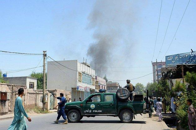 Afghanistan : Jalalabad à nouveau visée, au moins sept morts